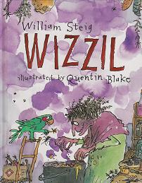 Wizzil by Ill. by Quentin Blake