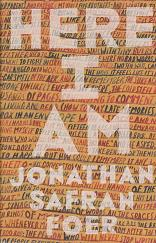 Here I Am by Jonathan  Safran Foer
