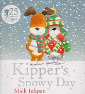 Kipper's Snowy Day by Mick Inkpen