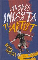 The Artist Being Iniesta by Andres Iniesta