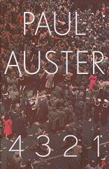 4321 by Paul Auster