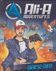 Ali A Adventures Game On by Ali A