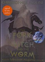 The Fork the Witch and the Worm by Christopher Paolini