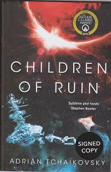 Children of Ruin by Adam Tchaikovsky